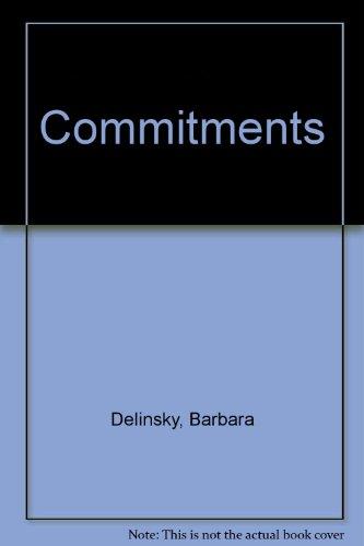 Commitments: Delinsky, Barbara