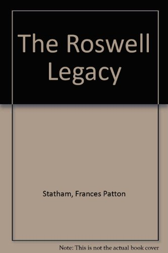 9780727841209: The Roswell Legacy
