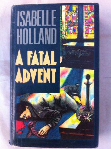 9780727841636: A Fatal Advent