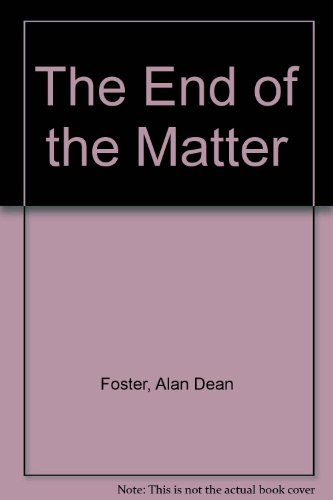 9780727842237: The End of the Matter