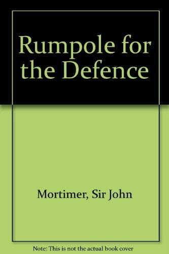 9780727843319: Rumpole for the Defence