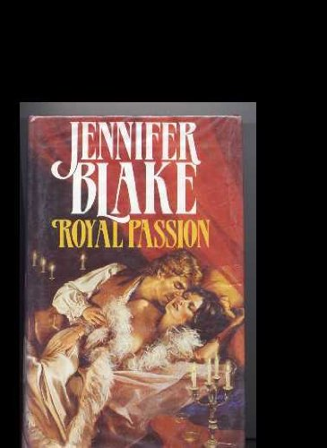 9780727844194: Royal Passion (Severn House Historical Romance Series)