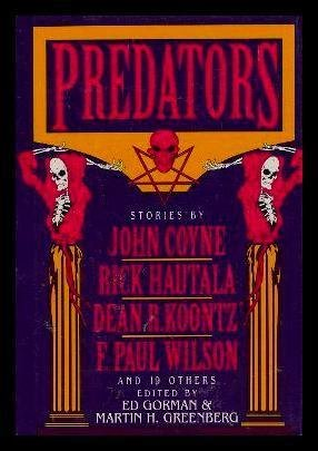 9780727845504: PREDATORS: Slit; Hardshell; The Roadside Scalpel; The Man Who Collected Knives; Dead Things Don't Move; Mistaken Identity; To Die For; Slasher; Life Near the Bone; The Society of the Scar; Goddam Time; Mind Slash Matter; The Defiance of the Ugly