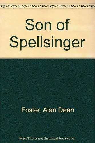 Son of Spellsinger: Foster, Alan Dean