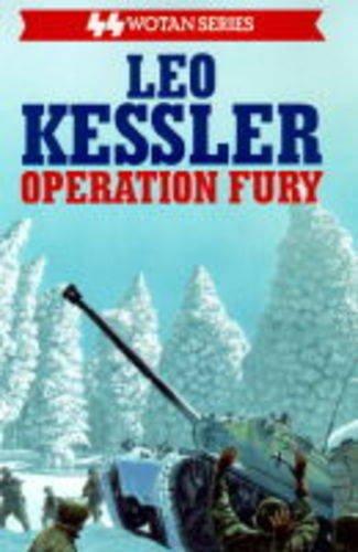 9780727849588: Operation Fury (Wotan)