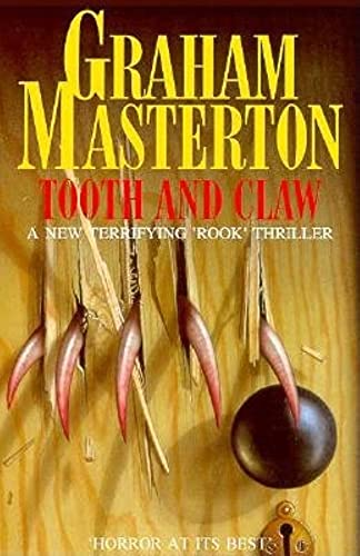 Tooth and Claw (Rook) (Bk. 2): Masterton, Graham