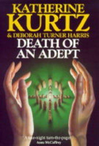 Death of an Adept: Harris, Deborah Turner,