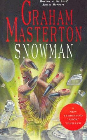 Snowman (Rook Series) (Bk. 4): Masterton, Graham