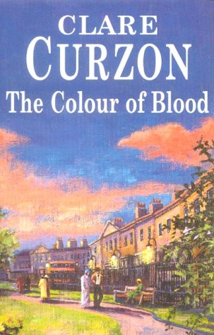 The Colour of Blood: Curzon, Clare