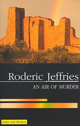 An Air of Murder (Inspector Alvarez Novel S.): Roderic Jeffries
