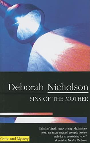 Sins of the Mother (Kate Carpenter Mysteries): Nicholson, Deborah