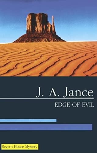 9780727863829: Edge of Evil (Severn House Mysteries)