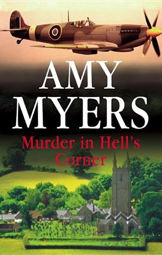 Murder in Hell's Corner (Peter and Georgia Marsh Mysteries): Myers, Amy