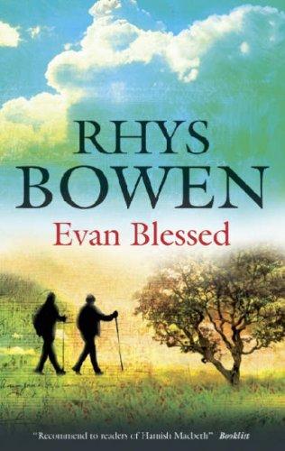 9780727864246: Evan Blessed