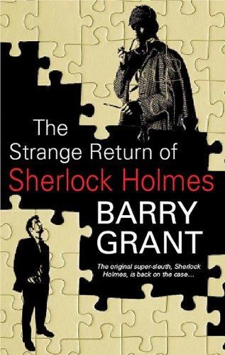 9780727868879: The Strange Return of Sherlock Holmes