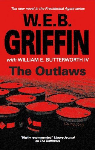 9780727869296: Outlaws (Presidential Agent)