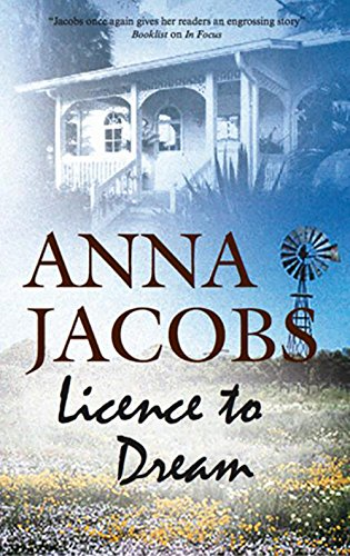 Licence to Dream: Jacobs, Anna