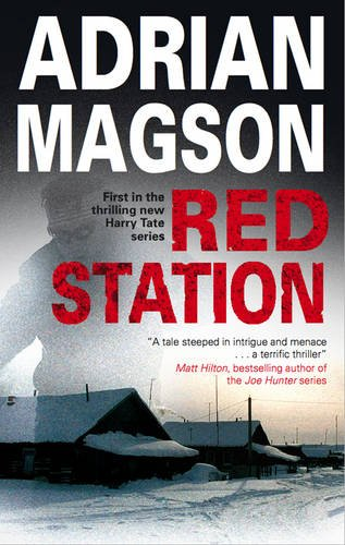 9780727869395: Red Station (A Harry Tate Thriller)