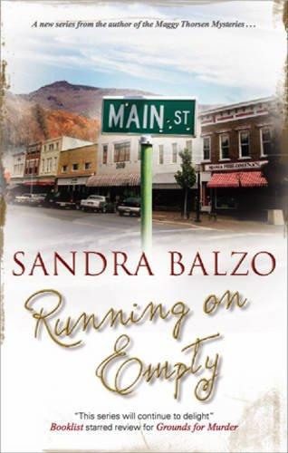 9780727869814: Running on Empty (A Main Street Murders Mystery)