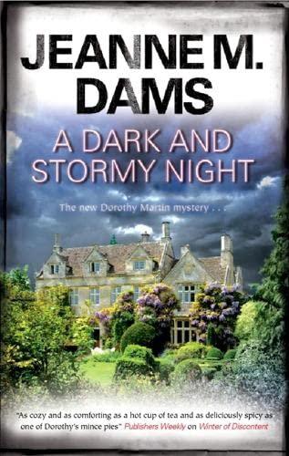 9780727869838: Dark and Stormy Night, A (A Dorothy Martin Mystery)