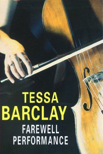 9780727871404: Farewell Performance (Severn House Large Print)