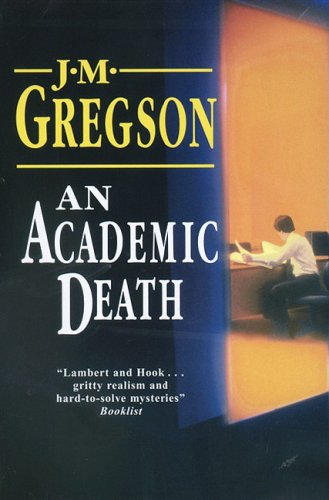 9780727871428: An Academic Death (Severn House Large Print)