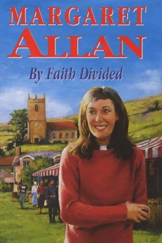 9780727872043: By Faith Divided (Severn House Large Print)