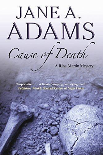 Cause of Death: Adams, Jane A.