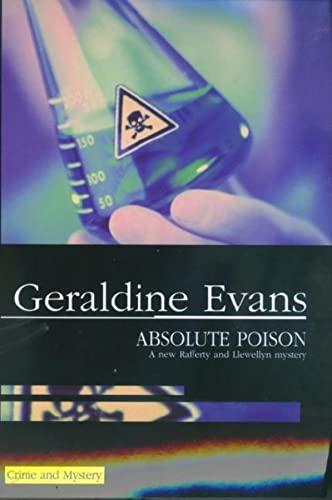 Absolute Poison (Severn House Large Print): Evans, Geraldine