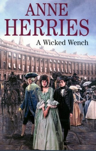 9780727874689: A Wicked Wench (Severn House Large Print)