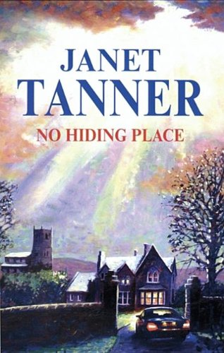 No Hiding Place (Severn House Large Print): Tanner, Janet