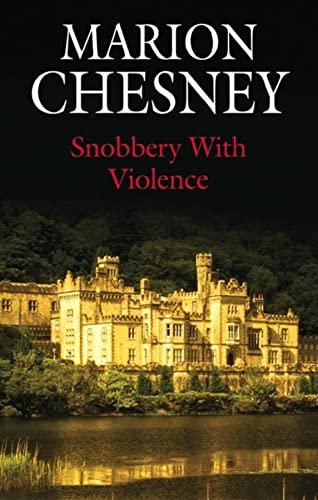9780727875525: Snobbery W/Violence -LP