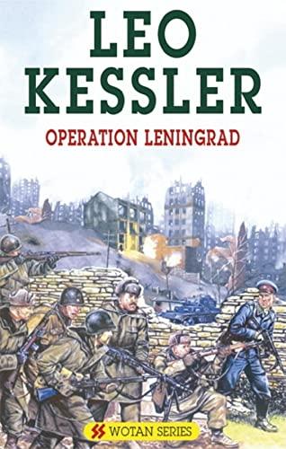 9780727875877: Operation Leningrad (Severn House Large Print)
