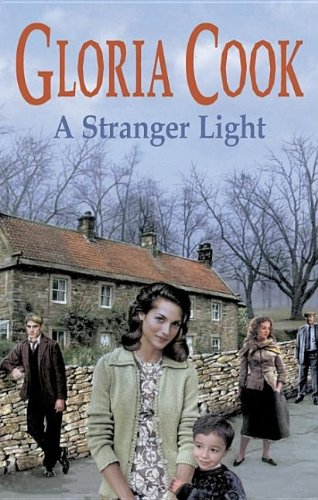 A Stranger Light (Severn House Large Print): Cook, Gloria
