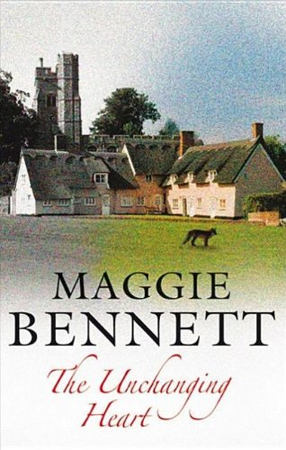 The Unchanging Heart (Severn House Large Print): Bennett, Maggie
