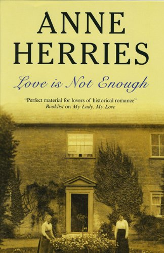 9780727878724: Love is Not Enough (Severn House Large Print)