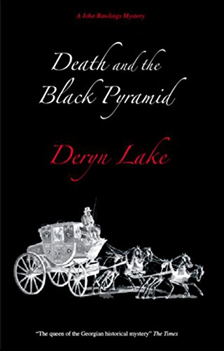 9780727879158: Death and the Black Pyramid (John Rawlings, Apothecary)