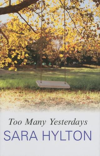 9780727879387: Too Many Yesterdays