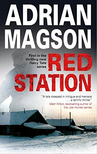 9780727879714: Red Station (A Harry Tate Thriller)