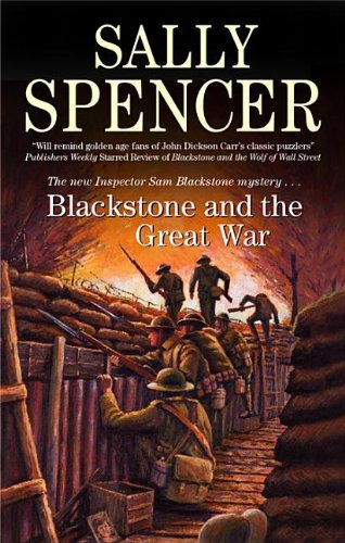 Blackstone and the Great War (Inspector Sam: Sally Spencer