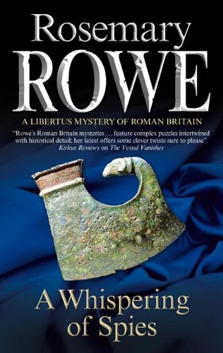 9780727881632: Whispering of Spies (A Libertus Mystery of Roman Britain)