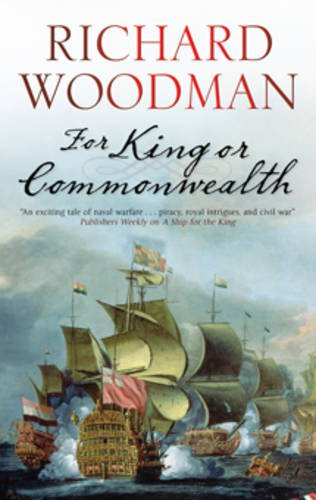 9780727881724: For King or Commonwealth (A Kit Faulkner Naval Adventure)