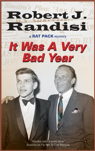 9780727881915: It Was a Very Bad Year (A Rat Pack Mystery)