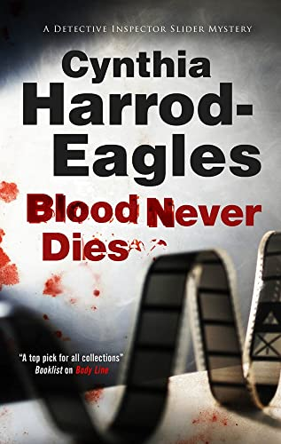 Blood Never Dies: Harrod-Eagles, Cynthia