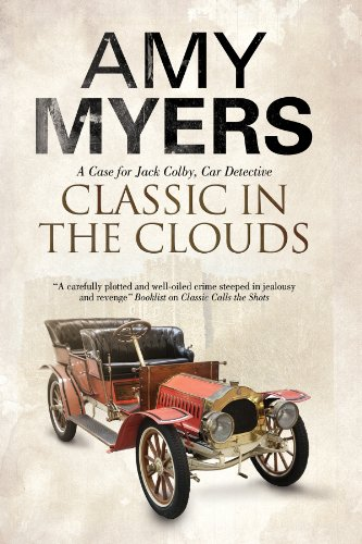 9780727882233: Classic in the Clouds (A Jack Colby Mystery)