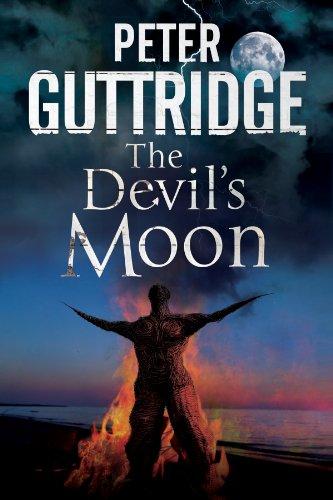 The Devil s Moon (Hardback): Peter Guttridge