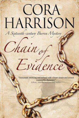 Chain of Evidence (Hardback): Cora Harrison