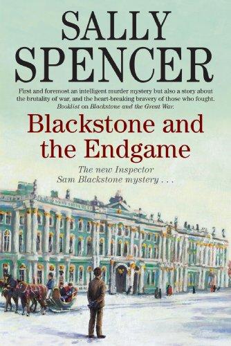 Blackstone and the Endgame (A Sam Blackstone: Spencer, Sally