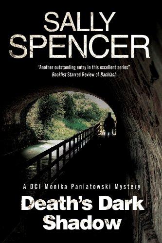 Death's Dark Shadow - A novel of: Spencer, Sally