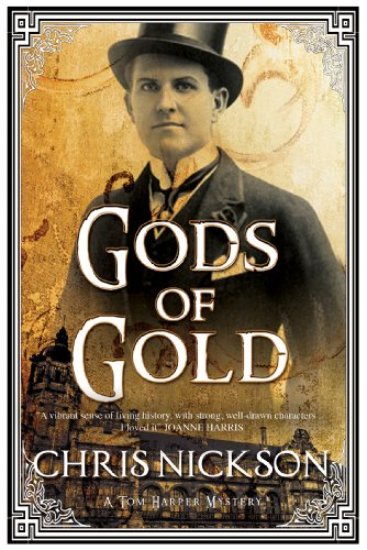9780727884282: Gods of Gold: A New Police Procedural Series Set in Late Nin (A Det. Insp. Tom Harper Mystery)